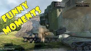World of Tanks - Funny Moments | Week 1 August 2017