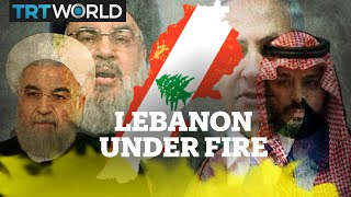 Lebanon Under Fire
