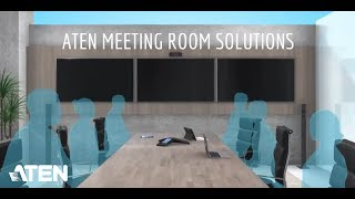 ATEN Meeting Room Solutions - Powering Productivity