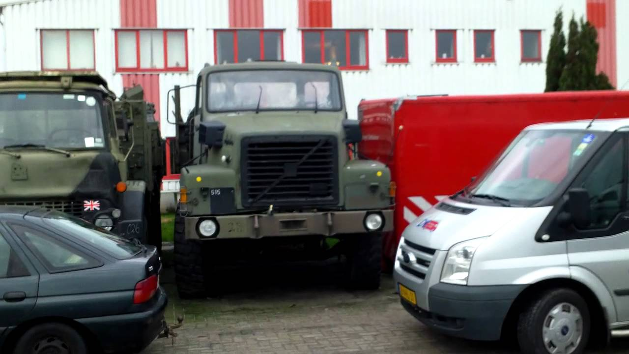 Saurer + Iveco + Bedford old military trucks - YouTube