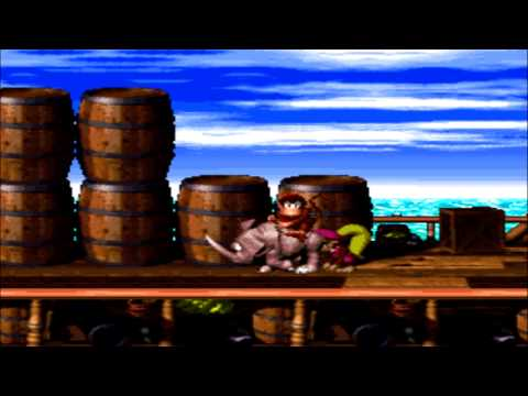 Donkey Kong Country 2 - #1