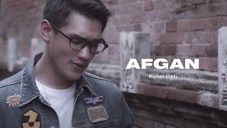 Afgan Kunci Hati Official Audio Clip