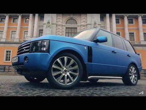 РАСХОДЫ за Год владения старым Range Rover. Pontorezka 14.