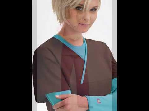 Uniformes M 200 Dicos Enfermeras Spa Belleza Youtube