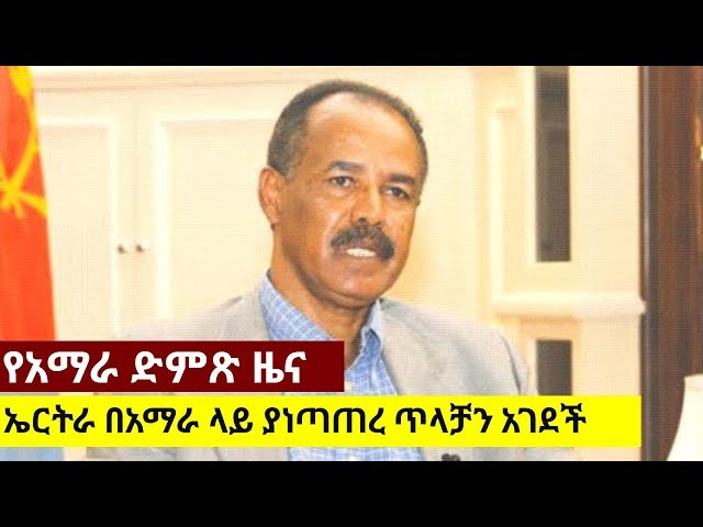Voice of Amhara Daily Ethiopian News July 10, 2018