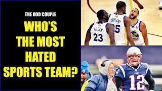 Chris Broussard & Rob Parker: Who Is The Most Hated Team in Sports?