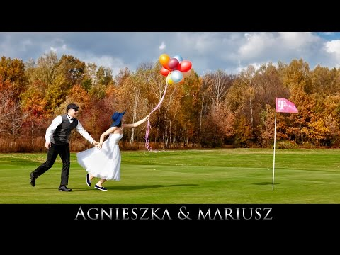 Agnieszka I Mariusz - Teledysk ślubny - Sala Zielony Ogród Zabrze Www.art-foto-video.pl