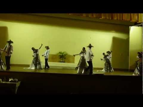 La Jota Moncadeña - Philippine Folk Dance video
