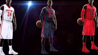 Dayton Basketball New Uniform Reveal