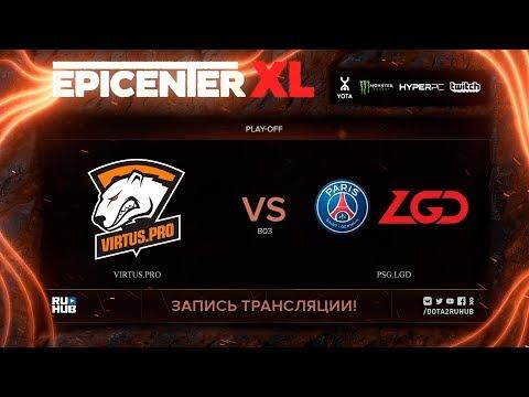 Virtus.pro vs PSG.LGD, EPICENTER XL, game 1 [v1lat, godhunt]