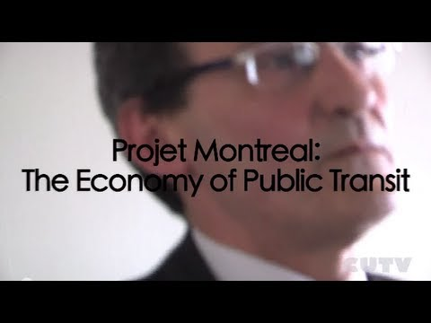The Economy of Public Transit