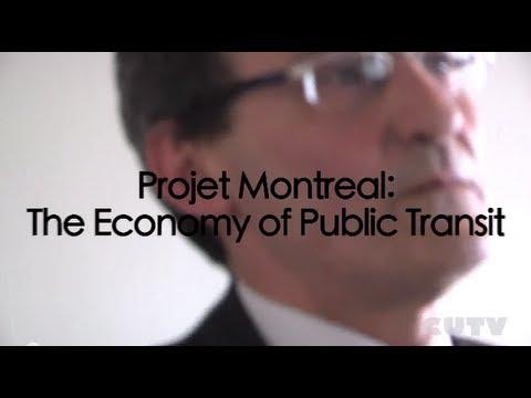 The Economy of Public Transit