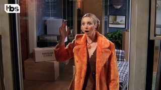 Phoebe Finds Out | Friends | TBS