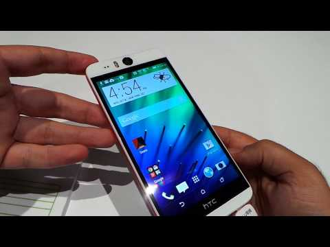 Hands-on: HTC Desire Eye