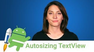 Android Jetpack: Autosizing TextView