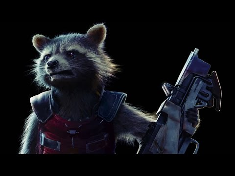 Guardians of the Galaxy 2 Reactions From The Marvel Panel - Comic Con 2014