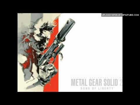 Konami - Metal Gear Solid 2 Team