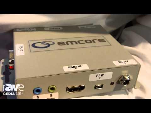 CEDIA 2014: Opticomm Shows Features CX-1HDMI IR-E HDBaseT Transmitter