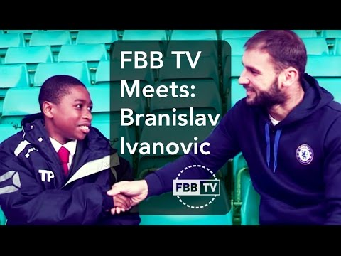 FBB TV Meets: Ivanovic - talks Rooney, Remy, Matic and more