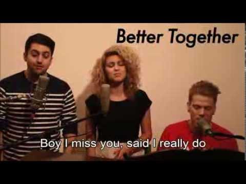 Superfruit ft. Tori Kelly - The Mash-up Game (HD LYRICS ON SCREEN)