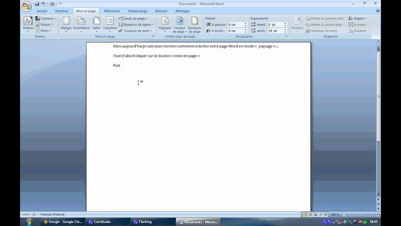 how to make sa pages document a3