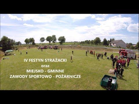 IV Festyn Strażacki Oraz Zawody Sportowo - Pożarnicze. Kruszewo 11.06.2017 R.