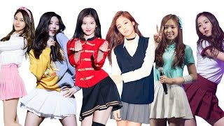 15 Kpop Girl Groups that Rock Tennis Skirts