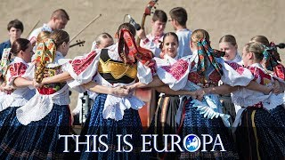 This is Europa - We are Europe - Europe Awake!