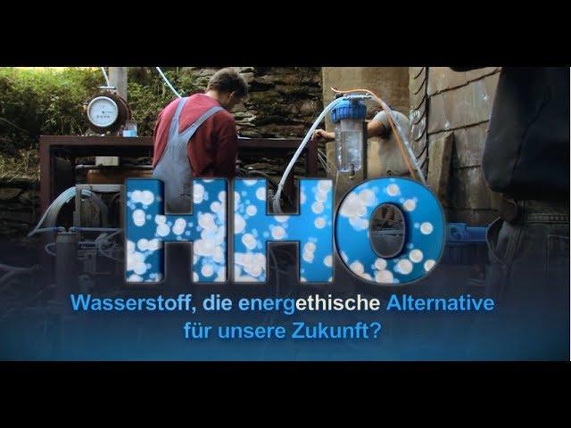 Energie aus Wasserstoff - Die Energethische Alternative für unsere Zukunft