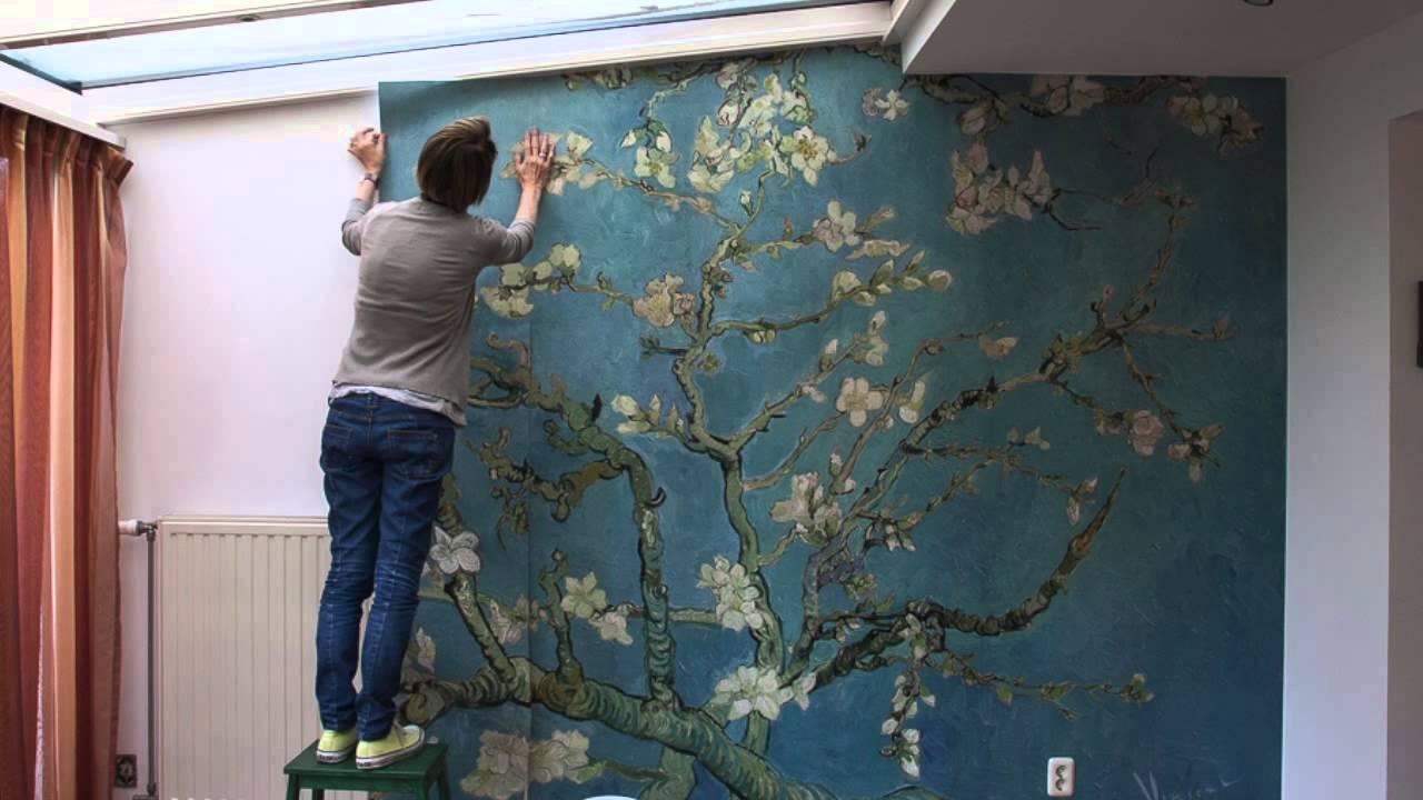 maxresdefault - Behang Van Gogh