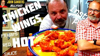 BUFFALO CHICKEN WINGS in the INSTANT POT and Frank's Red HOT sauce electric pressure cooker keto ?