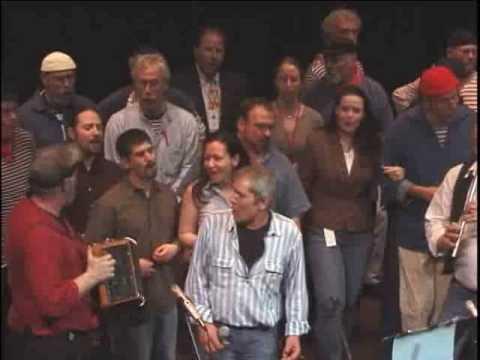 2006 Chicago Maritime Festival - All Hands led by De Boekaniers - The Ocean Liner