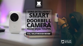 (Xiaomi) Zero Ai Smart Doorbell with Camera - Full Walkthrough Review [Xiaomify]
