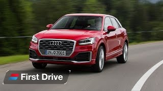 2016 Audi Q2 1.4 TFSI first drive review: meet Audi's entry-level crossover