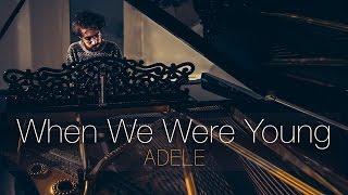 "Download Lagu ""When We Were Young"" - Adele (Piano Cover) - Costantino Carrara Gratis STAFABAND"