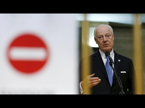 Syria conflict: Main opposition groups heads to Geneva peace talks