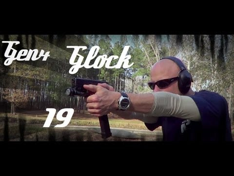 Generation 4 (Gen4) Glock 19 Review (HD)