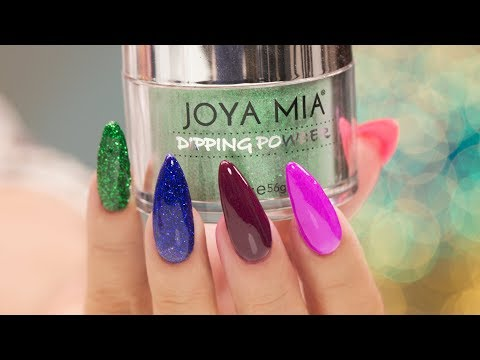 Dipping Powder Nails - Suzie's Step by Step Tutorial