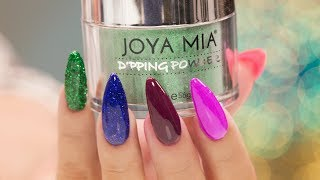Dipping Powder Nails - Suzie