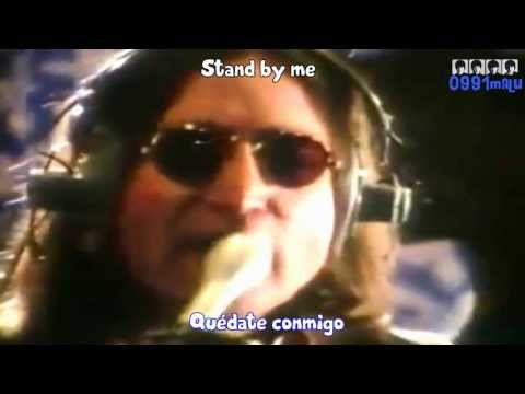 Stand By Me-John Lennon(subtitulado en ingles y español)[with lyrics]