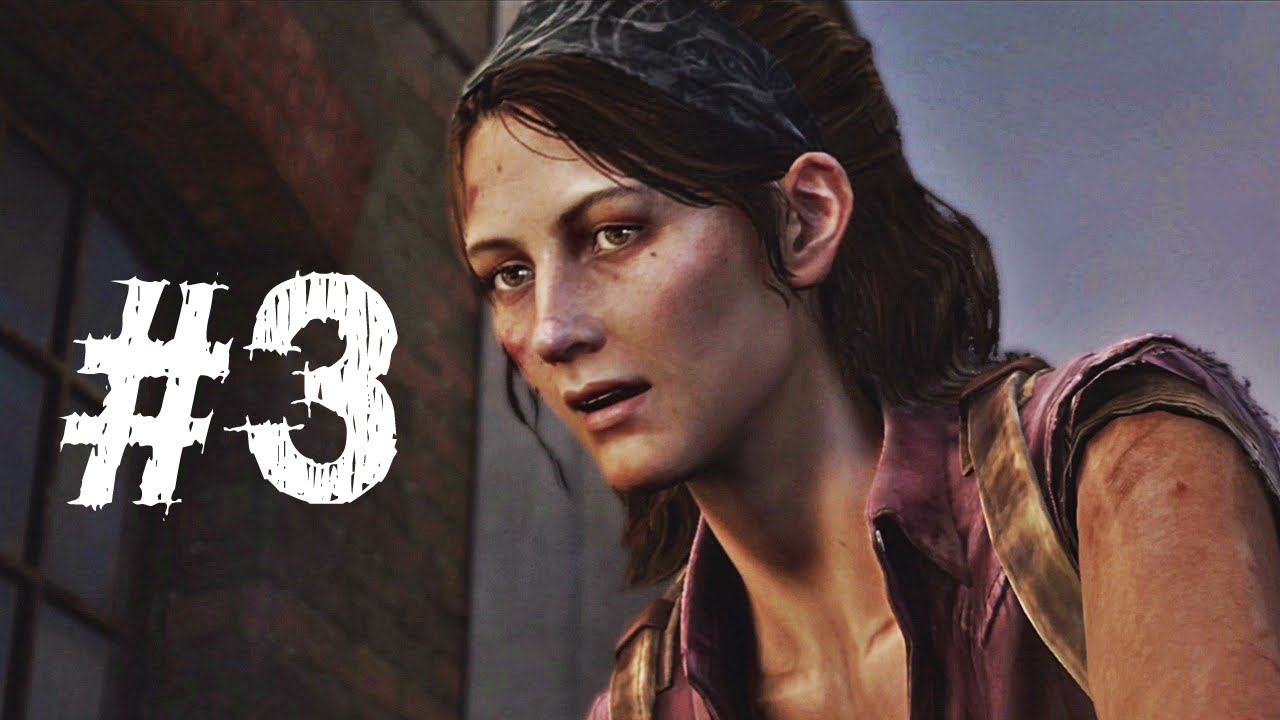 The last of us gameplay walkthrough part 3 beyond the wall youtube - The last story hd ...