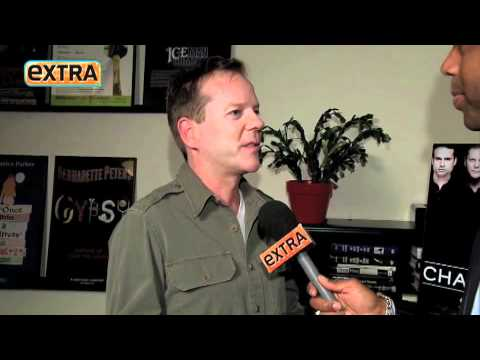 Kiefer Sutherland talks 24 movie 5/12/2011