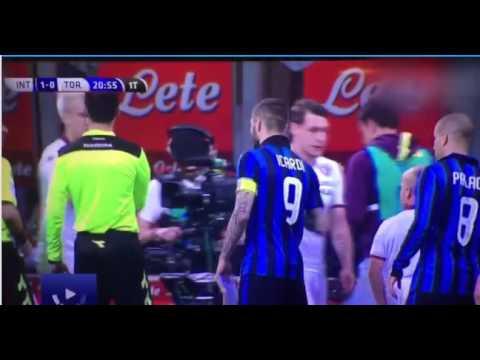 Maxi López le negó el saludo e Icardi respondió con un gol