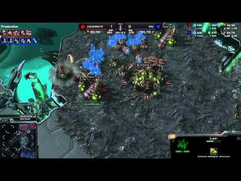 IEM Toronto - TvZ Flash vs Snute g2 - Starcraft 2 HD 1080p/60fps  polski komentarz