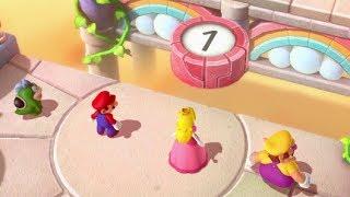 Mario Party 10 - All Brainy Minigames