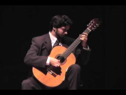 Gabriel Navia - Capricho Diabolico, op. 85 - M. Castelnuovo-Tedesco - Part 2