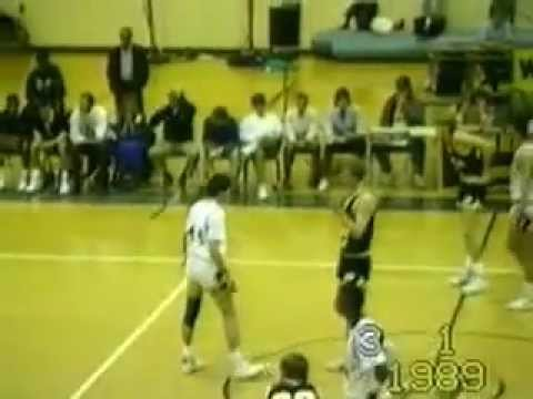 1989 Regional Tournament Part 3 Rappahannock County Vs Buffalo Gap High School Basketball