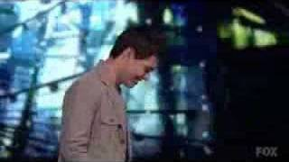 David Archuleta - Another Day In Paradise (Live)