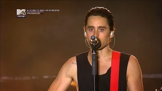 30 Seconds to Mars Video - 30 Seconds To Mars - MTV World Stage: Malaysia 2011