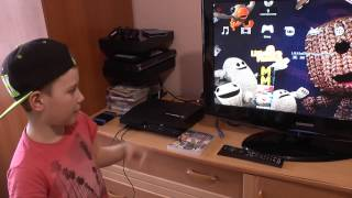Обзор игр c торрента на прошитой PS3 CFW Rogero 4.50(cobra ode) Мысля геймится 2015
